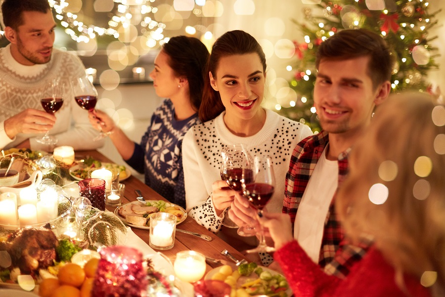 Your Body's Detox Friend for Holiday Alcohol Consumption